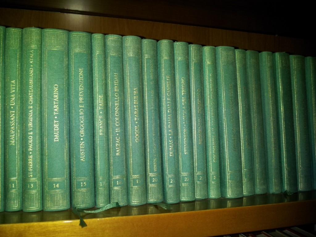 Verdi pene d'amor perduto - Biblioteca Romanti, Mondadori, 1969