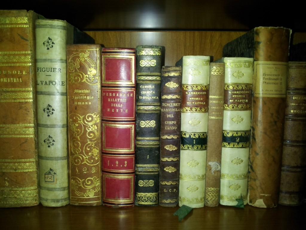Dalla mia biblioteca
