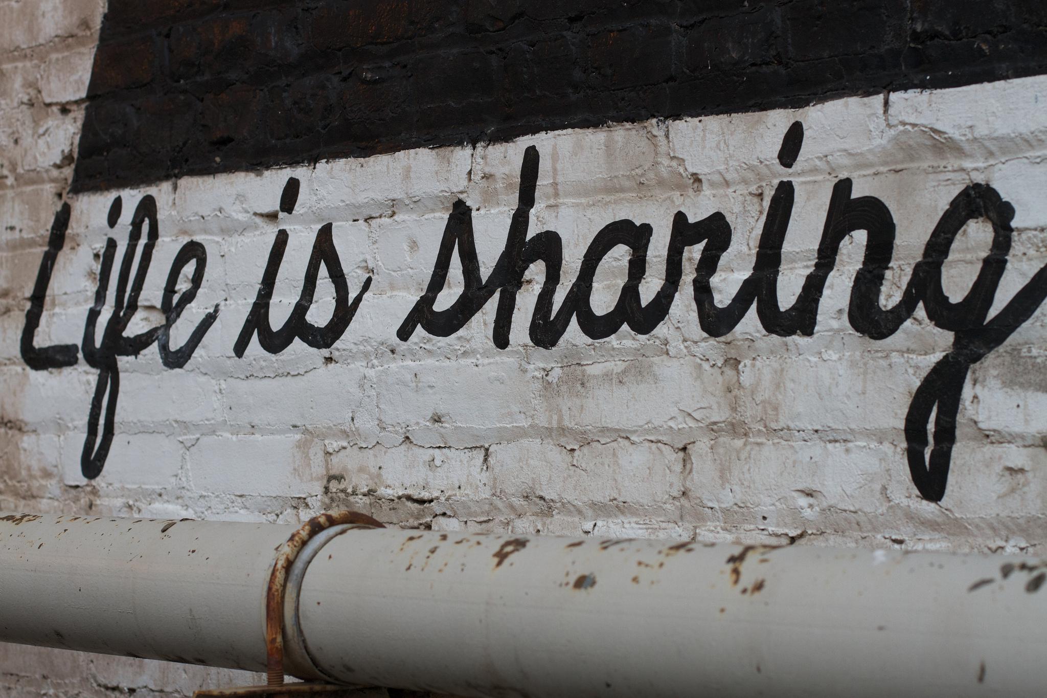 Le parole sono importanti, le definizioni anche: il caso della #sharingeconomy