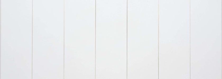 Robert Rauschenberg, White Painting (1951)